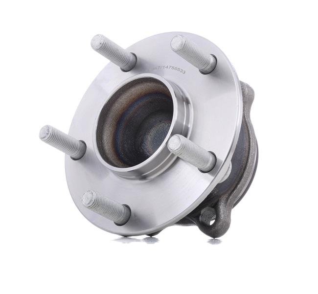 Axle shaft bearing STARK 14756533 Rear Axle, Wheel Bearing integrated into wheel hub