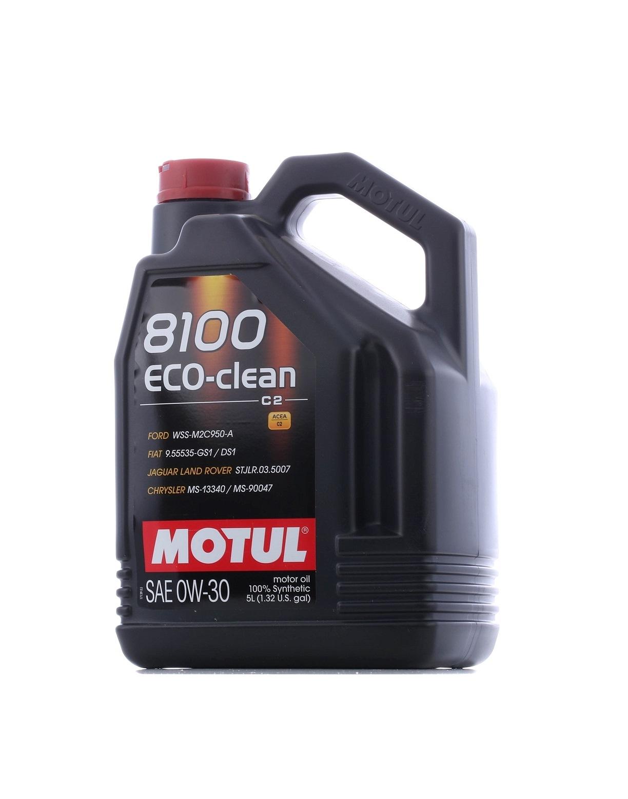Olio motore MOTUL SPECIFIC23120W30 valutazione