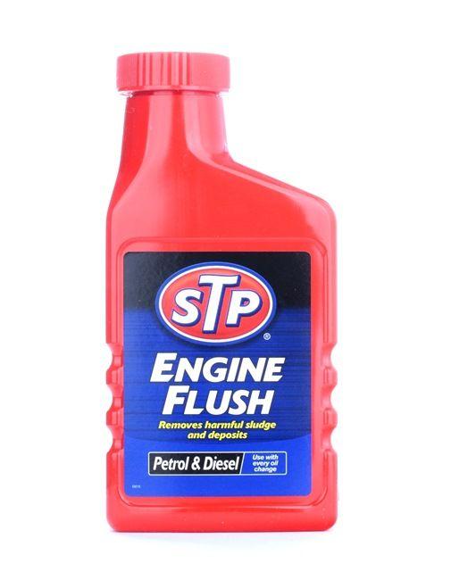Motor- und Kraftstoffsystem-Reiniger STP 30-011 für Auto (Inhalt: 450ml, Flasche)