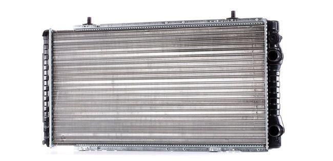 TYC Chladič motoru FIAT Kühlrippen mechanicky plněný, pro manuální převodovku