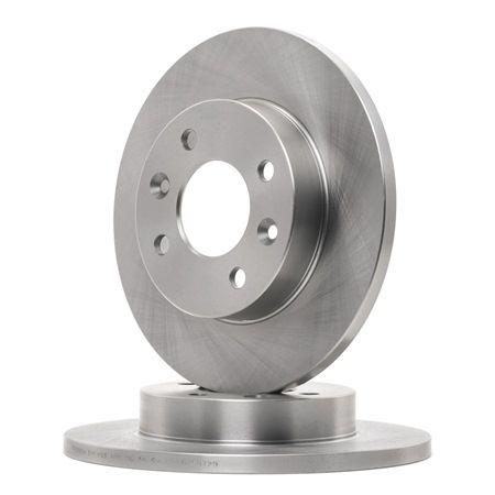 Bremsscheibe DDF055 CLIO 2 (BB0/1/2, CB0/1/2) 1.5 dCi Bj 2008