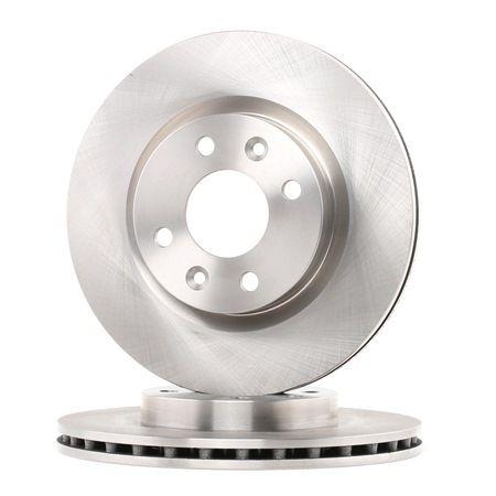 Bremsscheibe DDF1096 TWINGO 2 (CN0) 1.2 Turbo Bj 2014