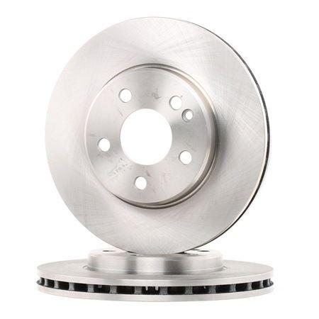 Brake discs and rotors FERODO DDF1316C Vented, with screws