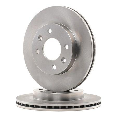 Bremsscheibe Bremsscheibendicke: 20mm, Lochanzahl: 4, Ø: 238mm mit OEM-Nummer 8671 005 976