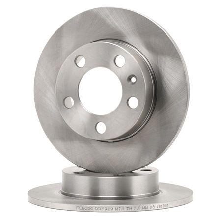 Bremsscheibe Art. Nr. DDF929 120,00€