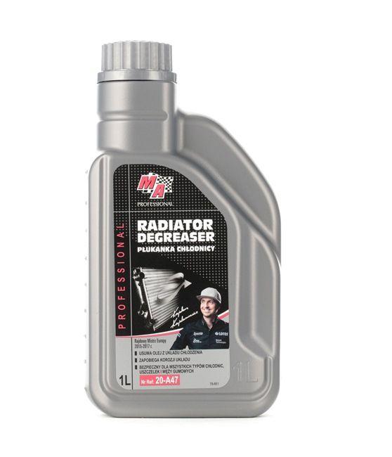 Kühlerreiniger MA PROFESSIONAL 20-A47 für Auto (Flasche, Inhalt: 1000ml)