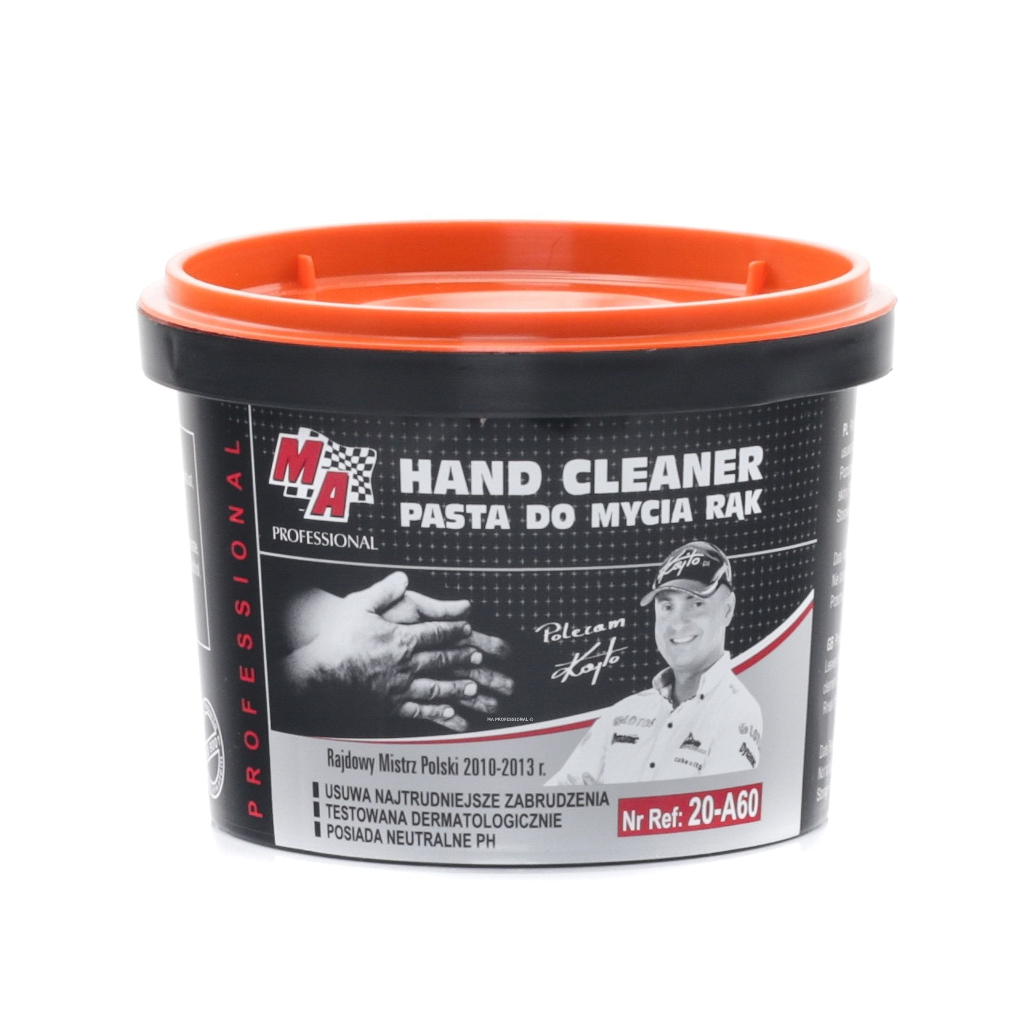 Hand Cleaners MA PROFESSIONAL 20-A60 rating