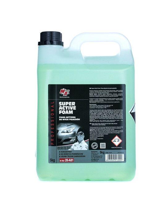 Waschreiniger und Außenpflege MA PROFESSIONAL 20-A81 für Auto (Kanister, AGRAR AktivReiniger alkalisch, Inhalt: 5l)