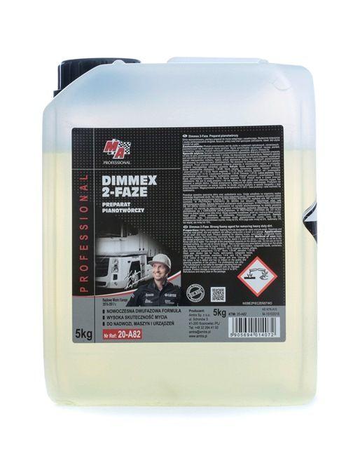 Waschreiniger und Außenpflege MA PROFESSIONAL 20-A82 für Auto (Kanister, AGRAR AktivReiniger alkalisch, Inhalt: 5l)