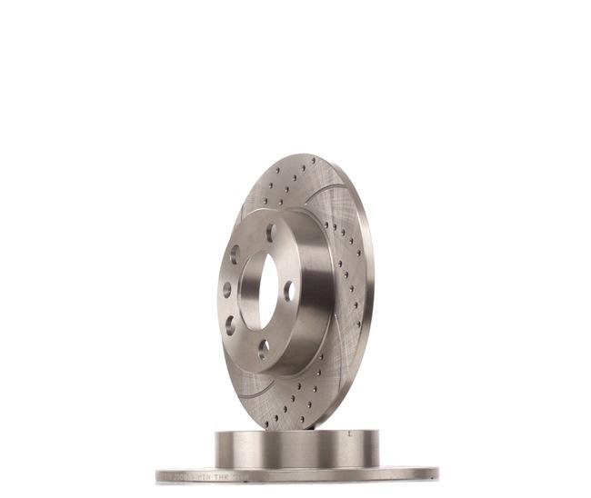 Brake Disc 82B2295 Fabia 2 (542) 1.2 TSI MY 2013