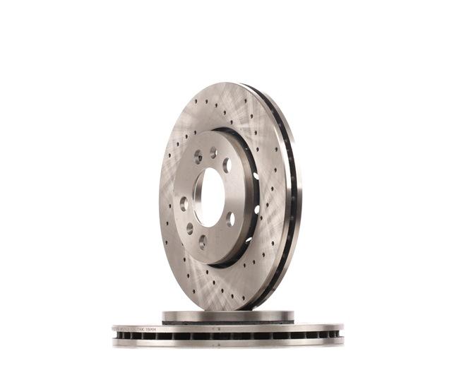 Brake Disc 82B2313 Fabia 2 (542) 1.2 TSI MY 2011