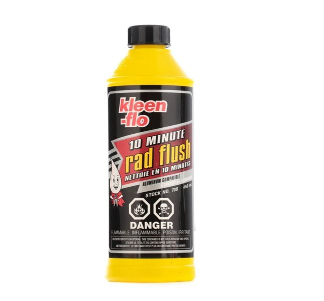 Kühlerreiniger KLEEN-FLO 11-708 für Auto (Flasche, Inhalt: 450ml)