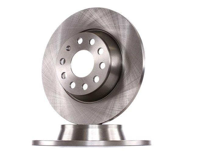 Touran 1T1, 1T2 1.4TSI Bremsscheiben STARK SKBD-0024616 (1.4 TSI Benzin 2009 CAVC)