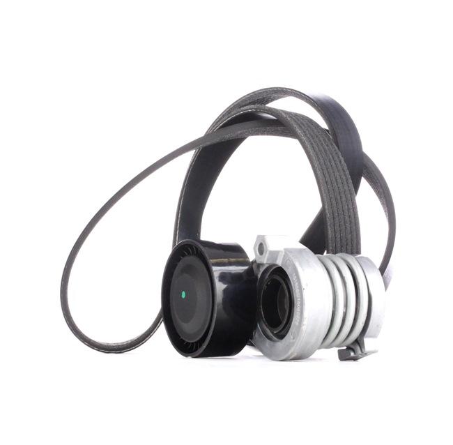 Poly v-belt kit RIDEX 15080579
