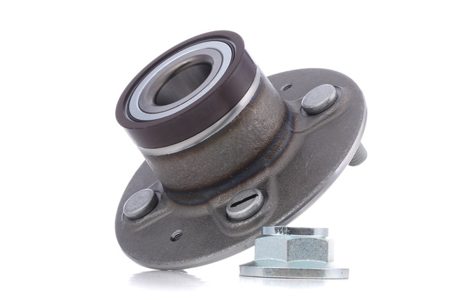 RIDEX 654W1142 Wheel hub bearing