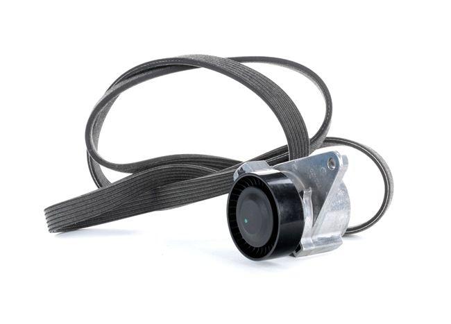 Poly v-belt kit RIDEX 15082032