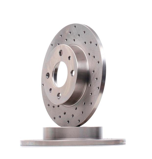 Brake Disc 82B2594 PANDA (169) 1.2 MY 2019
