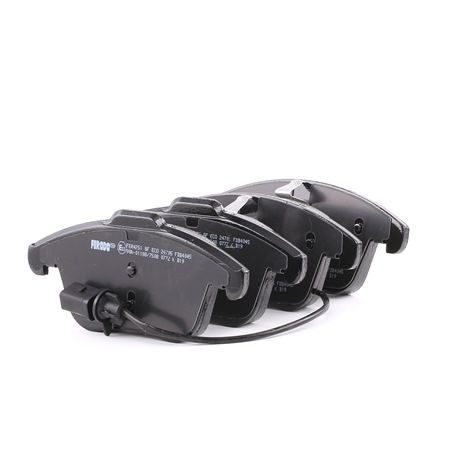 OEM Brake Pad Set, disc brake FERODO FDB4045