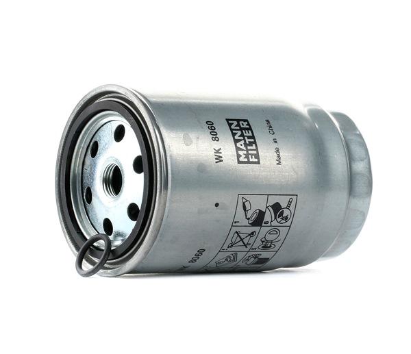 Fuel filter MANN-FILTER 15083729 Screw-on Filter