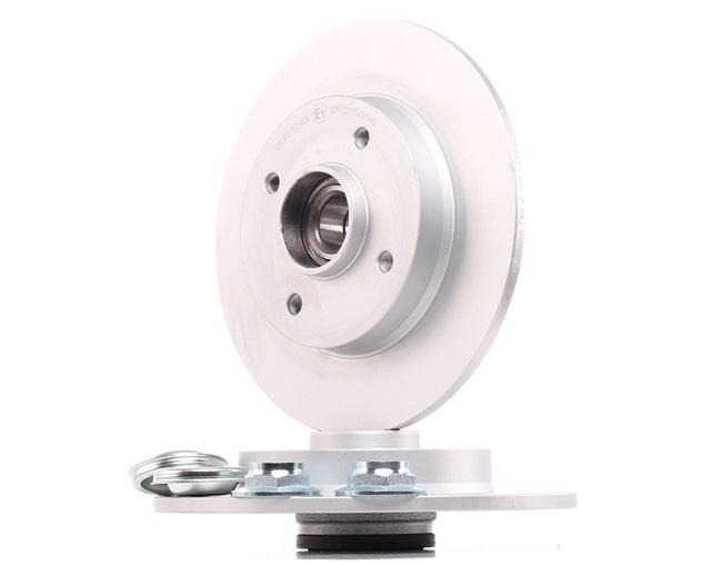 OEM VALEO 675408 HONDA ACCORD Спирачни дискове