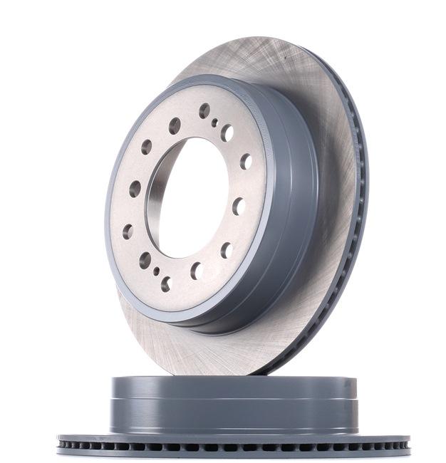 Disque de frein Épaisseur du disque de frein: 18mm, Ø: 312,0mm avec OEM numéro 42431-60270