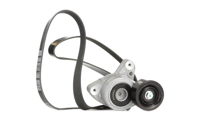 Poly v-belt kit RIDEX 15180722