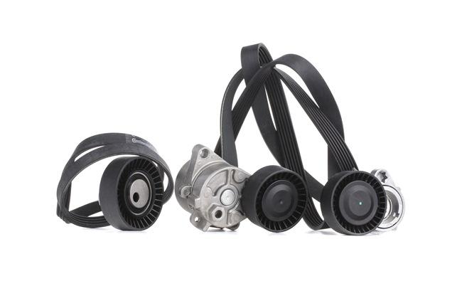OEM RIDEX 542R0244 BMW 1 Series Serpentine belt kit