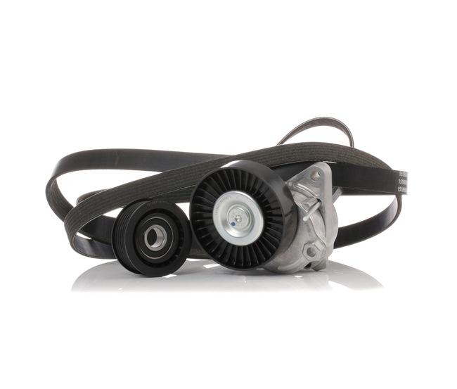 RIDEX 542R0252 Auxiliary belt kit