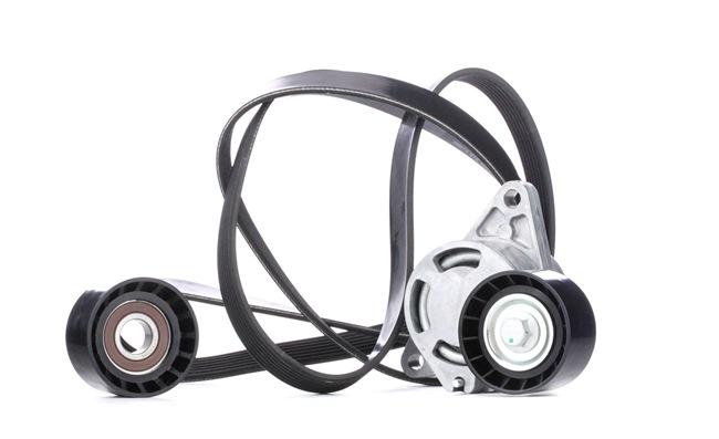Poly v-belt kit RIDEX 15180982