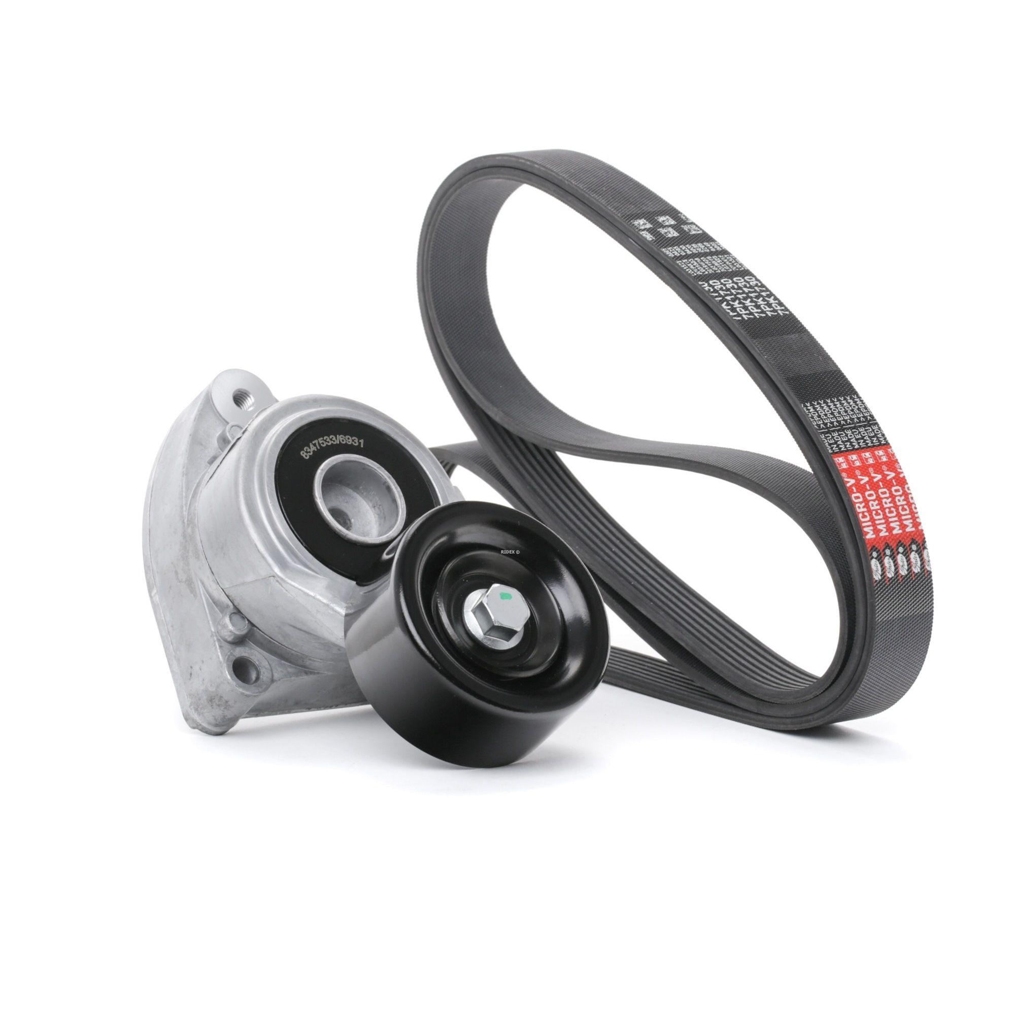 V-Ribbed Belt Set RIDEX 542R0324 rating