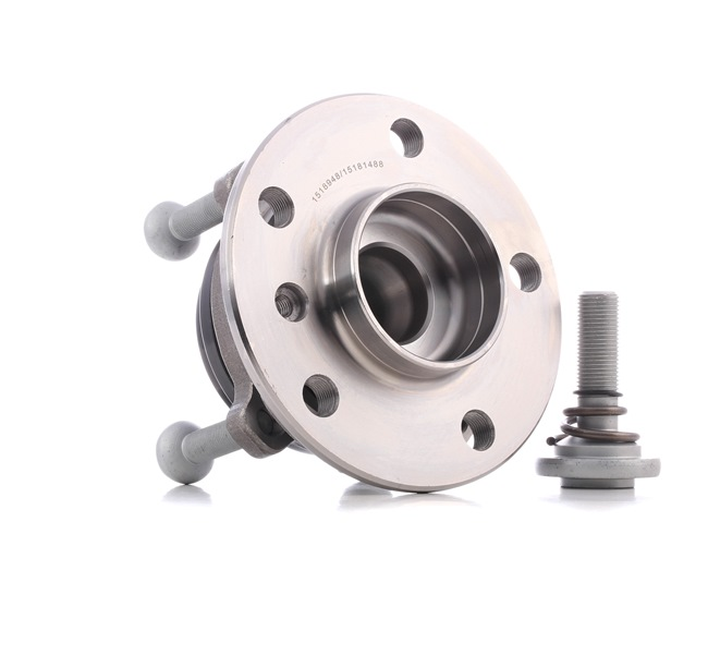 RIDEX 654W1168 Wheel hub assembly