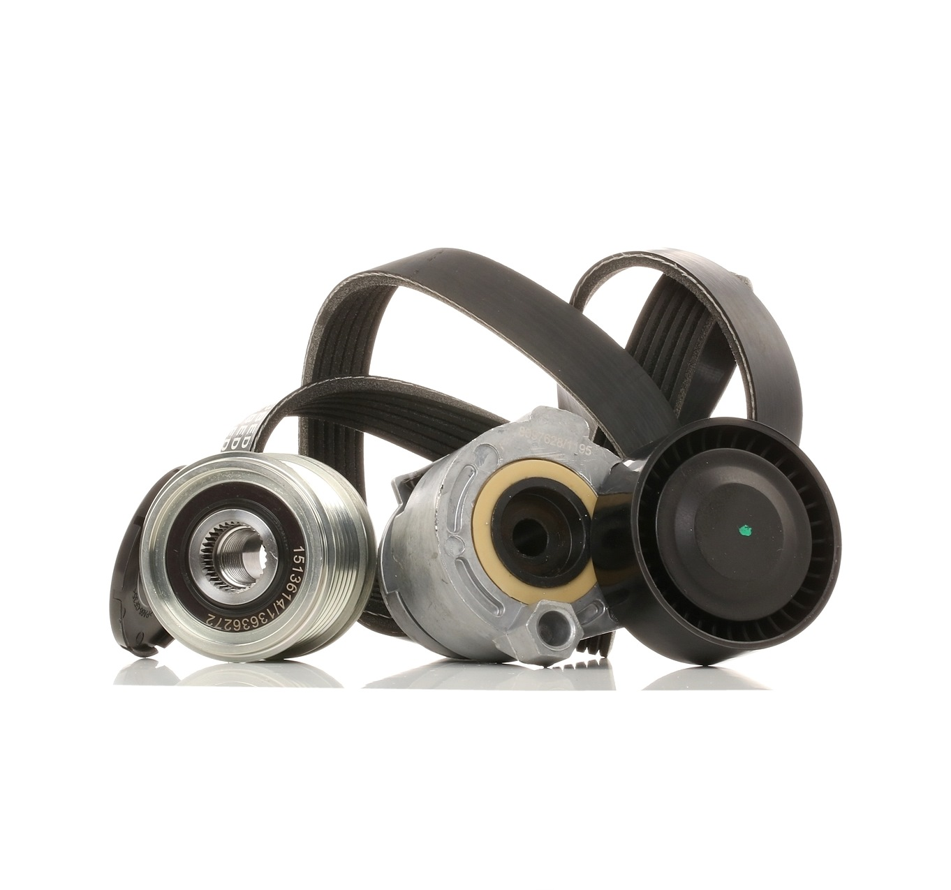 V-Ribbed Belt Set RIDEX 542R0383 rating