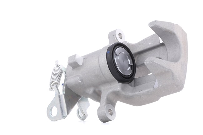 Caliper RIDEX 15184719 Rear Axle Right, with holding frame