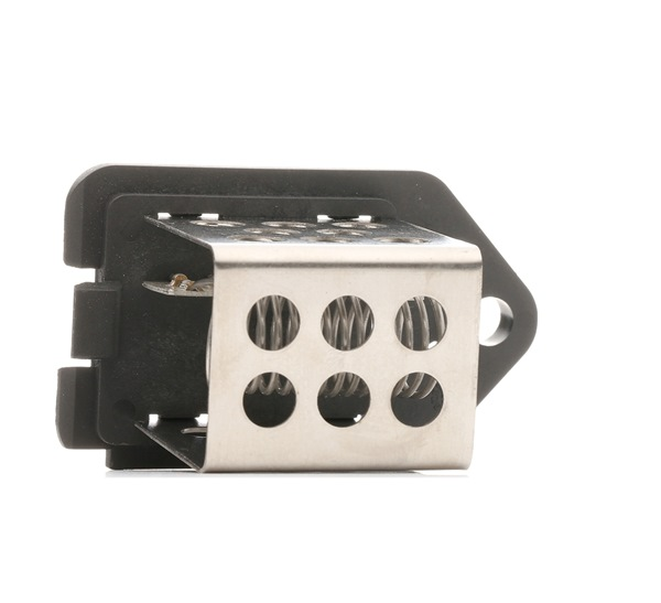 OEM Pre-resistor, electro motor radiator fan RIDEX 4145R0009