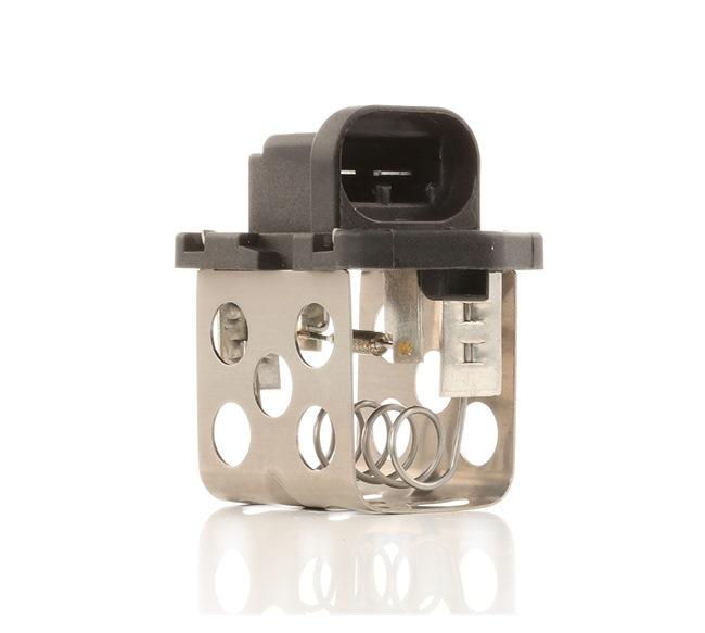 OEM Pre-resistor, electro motor radiator fan RIDEX 4145R0010
