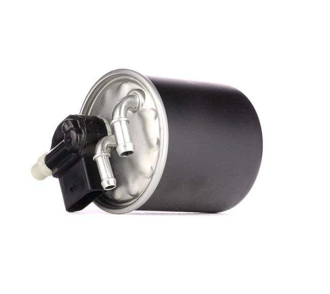 Fuel filter RIDEX 15186724 In-Line Filter