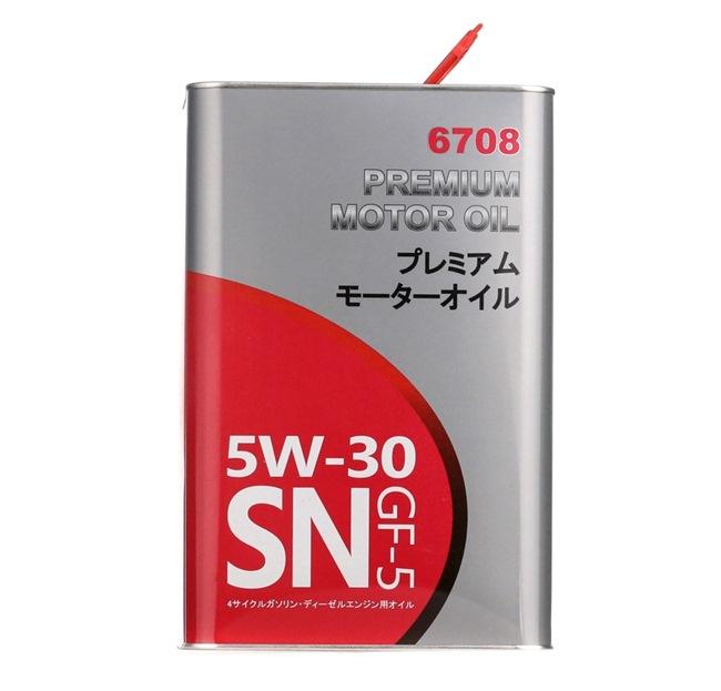 Двигателно масло 5W-30, съдържание: 4литър EAN: 4036021545677