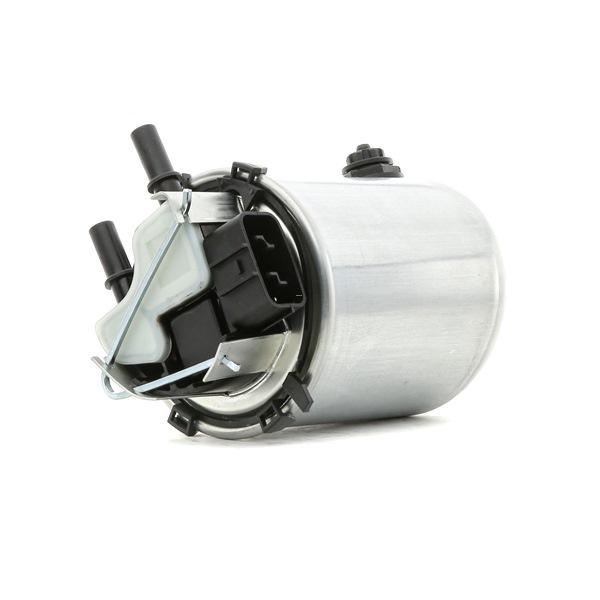 Fuel filter RIDEX 15200478 In-Line Filter