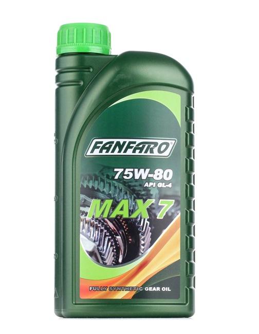 Getriebeteile: FANFARO FF87101 Getriebeöl MAX 7
