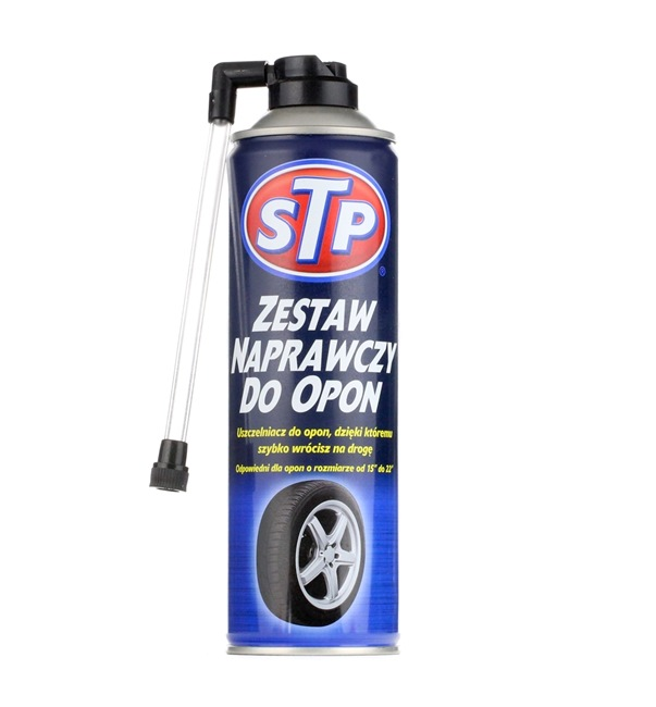 Tyre repair for cars from STP - cheap price