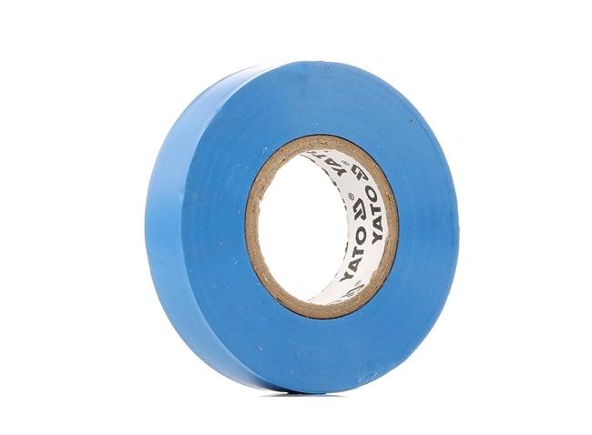 Klebeband YATO YT-81591 für Auto (0.13mm, 15mm, blau, 20m)