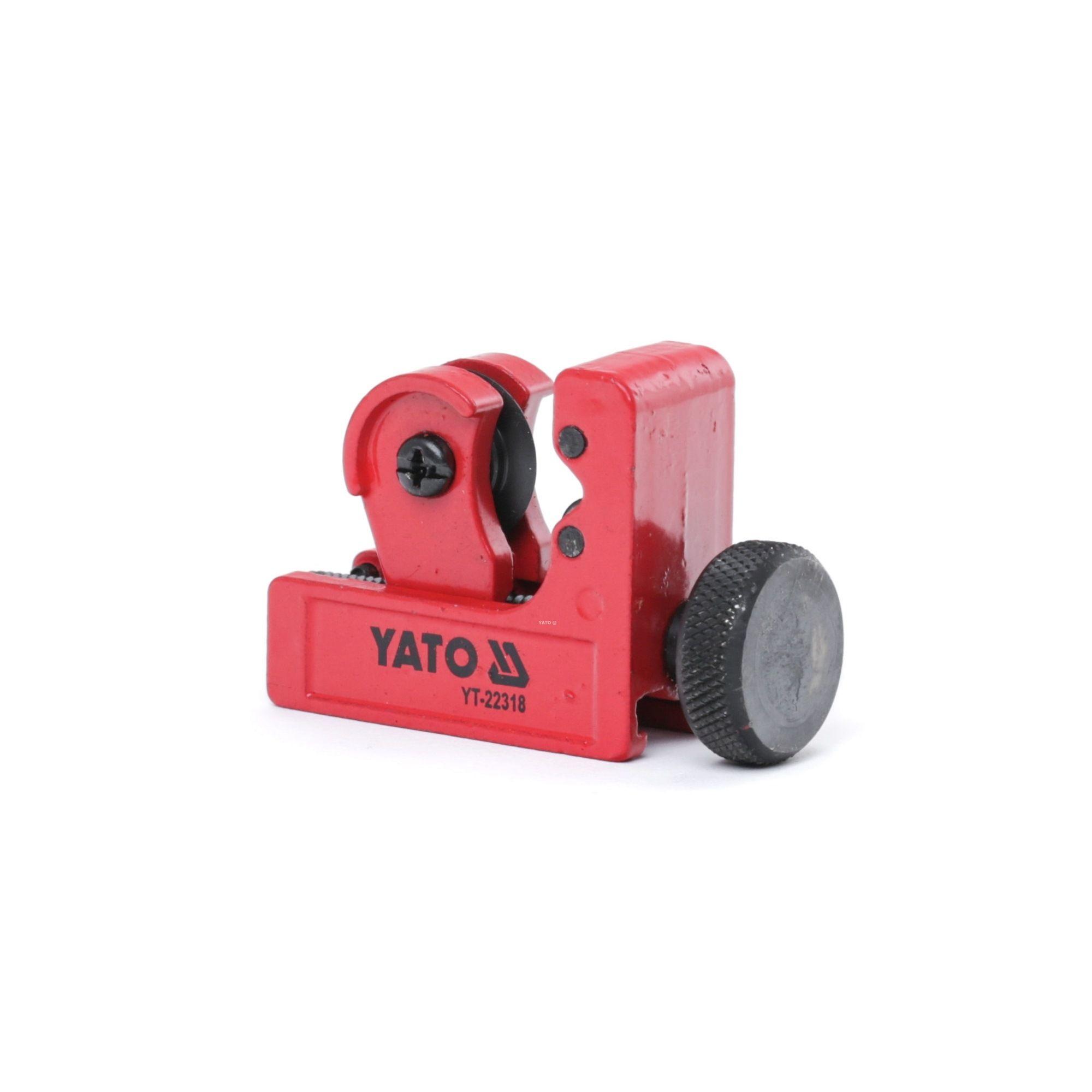 Tagliatubi YATO YT-22318 valutazione