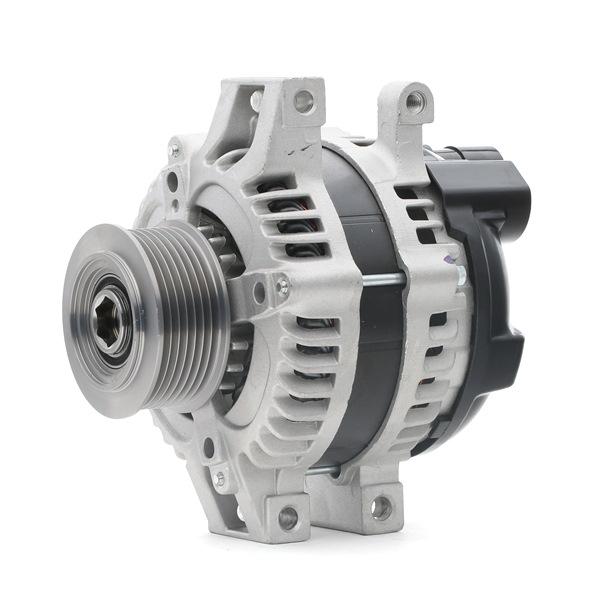 RIDEX Generator-Ladestrom: 105A, Spannung: 12V 4G0511