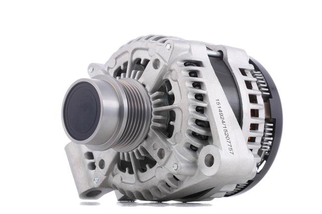 RIDEX Generator-Ladestrom: 150A, Spannung: 12V 4G0548