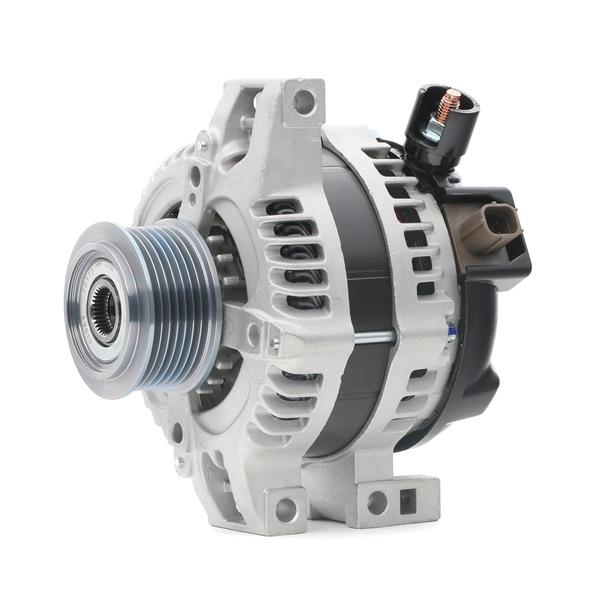 RIDEX Generator-Ladestrom: 130A, Spannung: 12V 4G0553