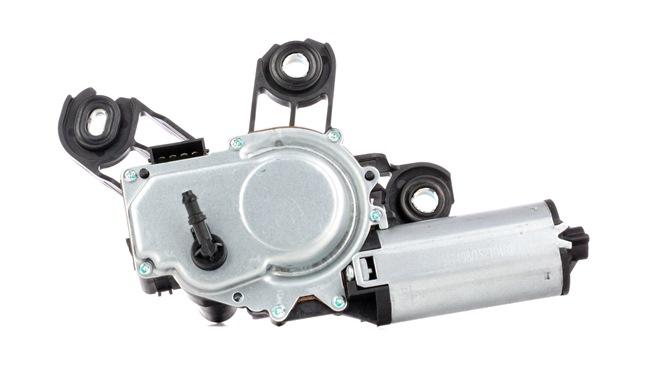Windshield wiper motor RIDEX 15210402 Rear