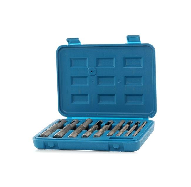 Kit de ferros de perfuração redondos