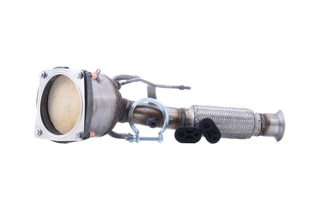 OEM Catalytic Converter RIDEX 429C0046