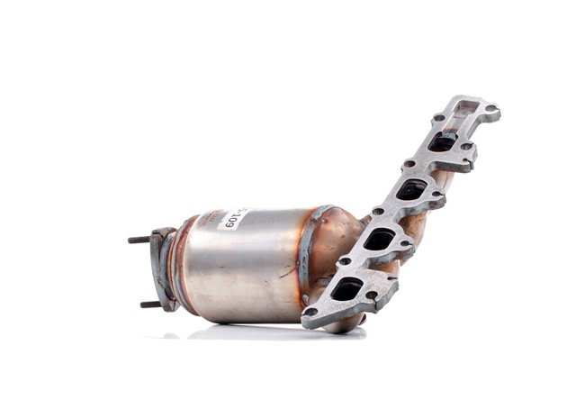 RIDEX vorne, mit Anbaumaterial 429C0138