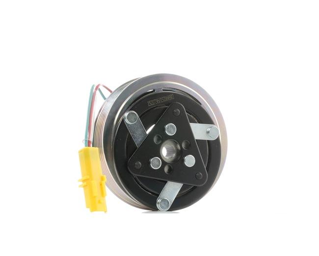 OEM Coil, magnetic-clutch compressor RIDEX 2914C0003